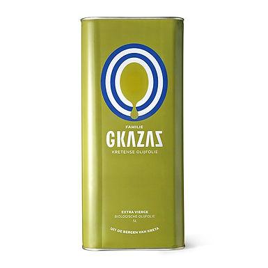 Gkazas Olivenueleg 5 Liter