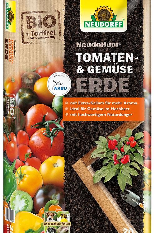Bio Tomaten- & GemüseErde 20 l
