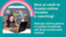 Scoala Cursuri online live copii si adol