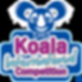 logo KOALA INTERNATIONAL COMPETITION col
