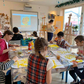 curs pictura online live pentru copii ac