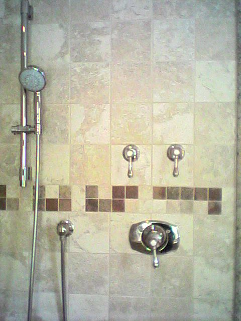 New custom stall shower systems