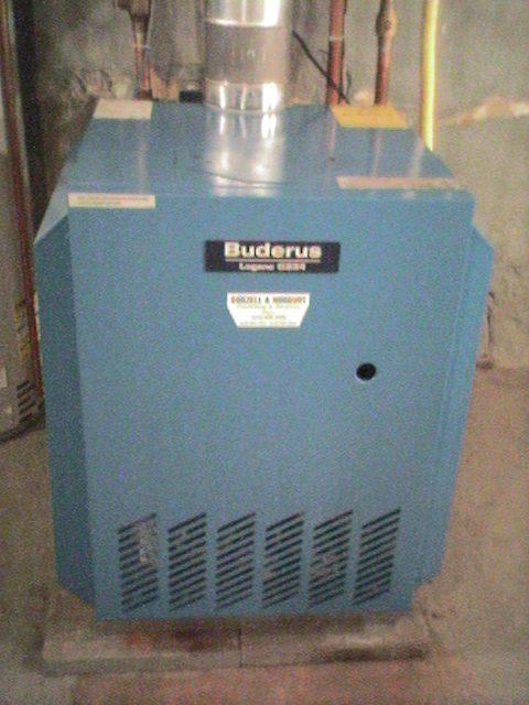 Boiler repair and install