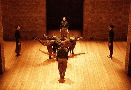 Σεμινάριο χορού από την κορυφαία χορογράφο Claudia Castellucci