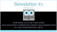 ARGOS Newsletter # 01