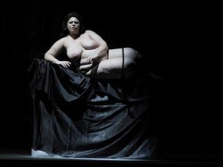 Clytaemnestra, the triumph of female power, matriarchy, mother-earth | Orestea (una commedia organic