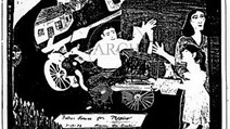 Digging the Archive: An old postcard by Laura Farabough to Società Raffaello Sanzio