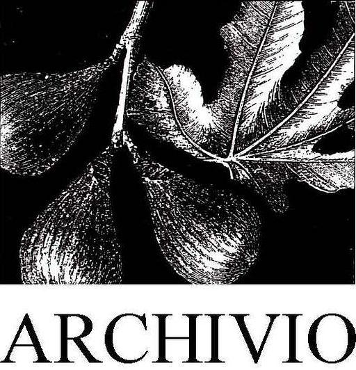 The 'Archivio' Project 2012-2014