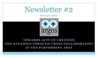 ARGOS Newsletter #02