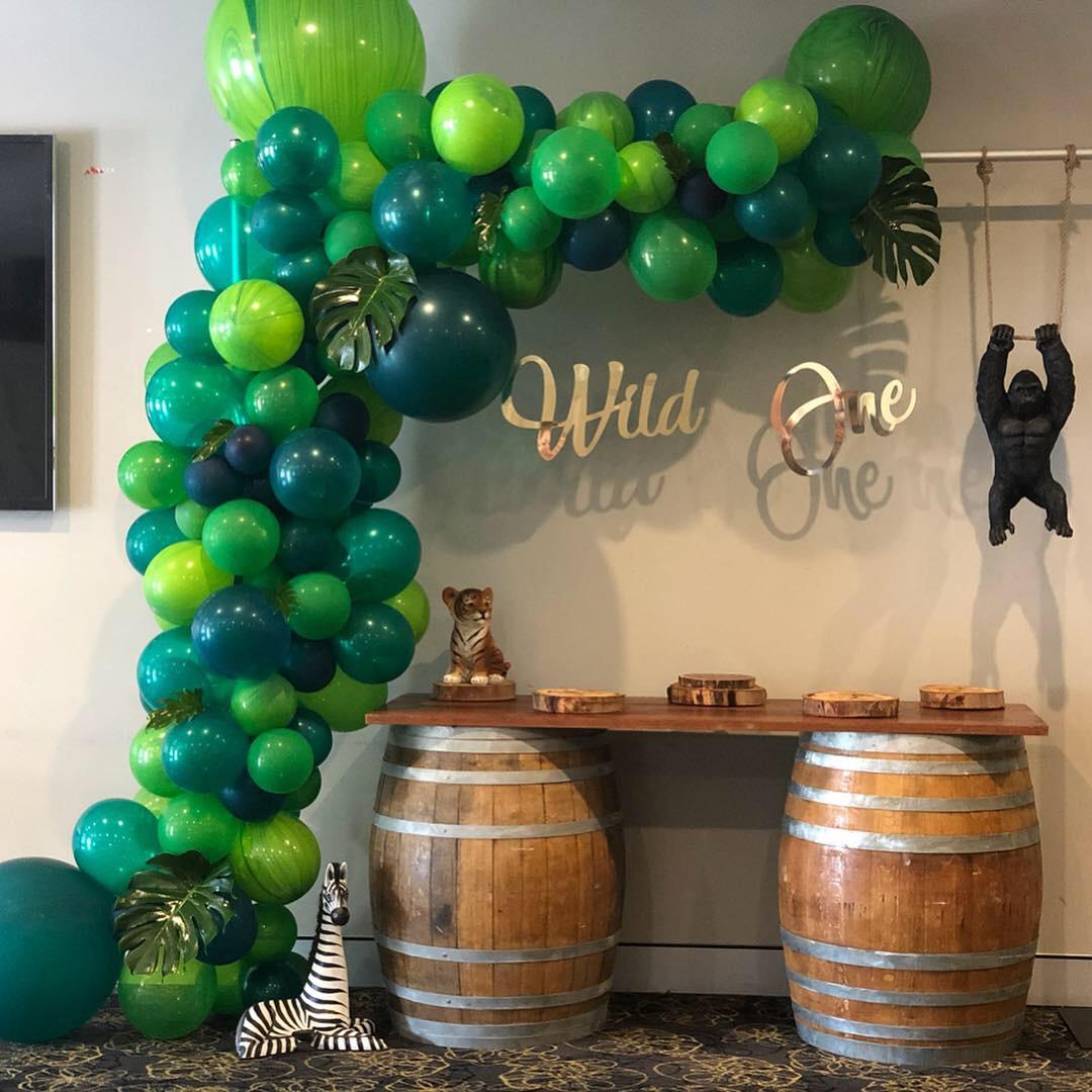 Wild One themed Birthday