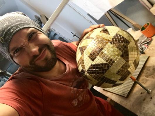 sphere mosaique trend