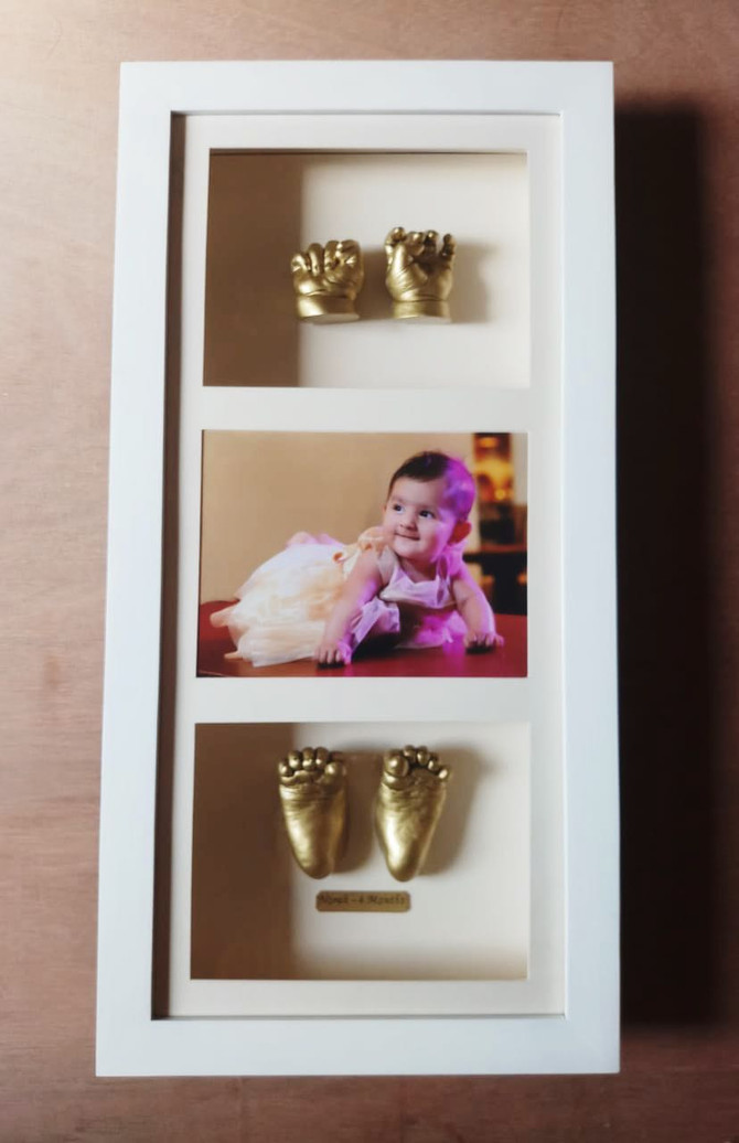 White theme frame. A second order from our previous client