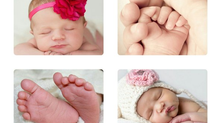 Baby's Hands and feet Impressions