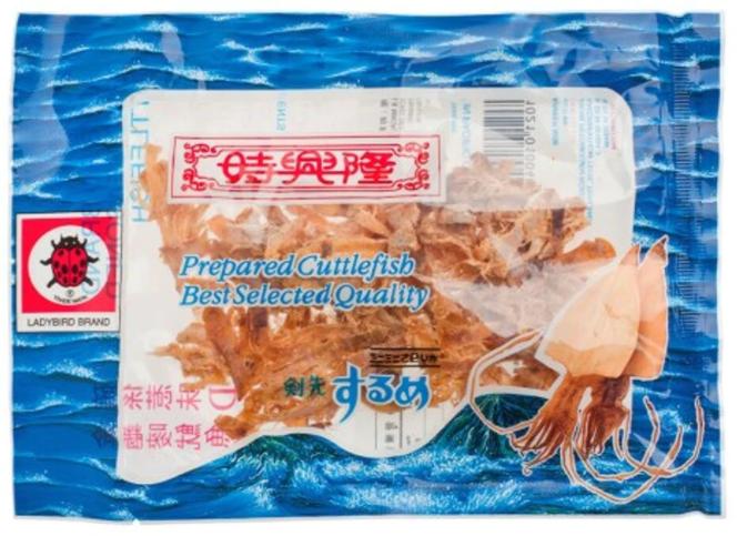 時興隆 金龜嘜魷魚絲 【13G / 21G】