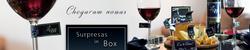 Surpresas In Box Queijos e Vinho