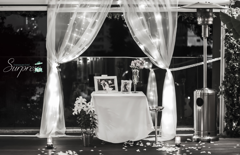 Pedido de Casamento em Curitiba