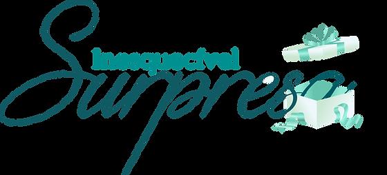 Logo empresa Inesquecível Surpresa®
