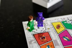 Personagens marvel lego