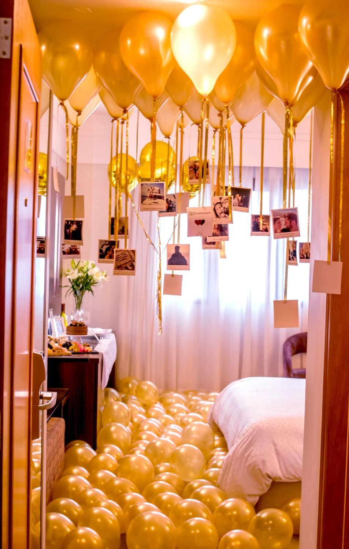 Decoração exclusiva Dia dos Namorados Inesquecível Surpresa