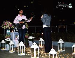 pedido de casamento violão terraço