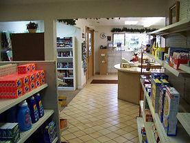 Mini store - Eugene Kamping World