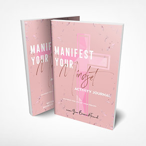 Manifest Your Mindset - Activity Journal