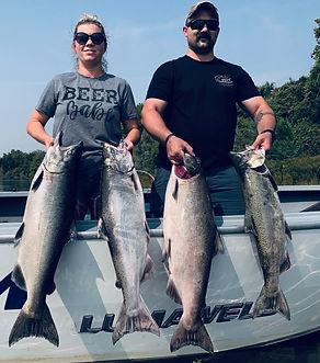 sacramento river salmon fishing 8 14 2021 LIMITS.jpg