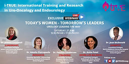 i-True International training and Research in uro-Oncology and Endourology