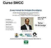 Curso mensal de Urologia Oncologica - Cancer de Bexiga
