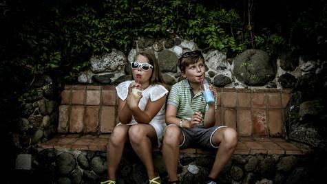 Kids with attitude