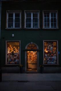 Candy shop Gdansk