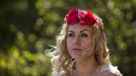 Portrait Valeriya - close
