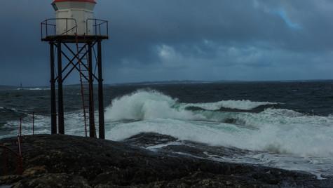 Kvalen lighthouse