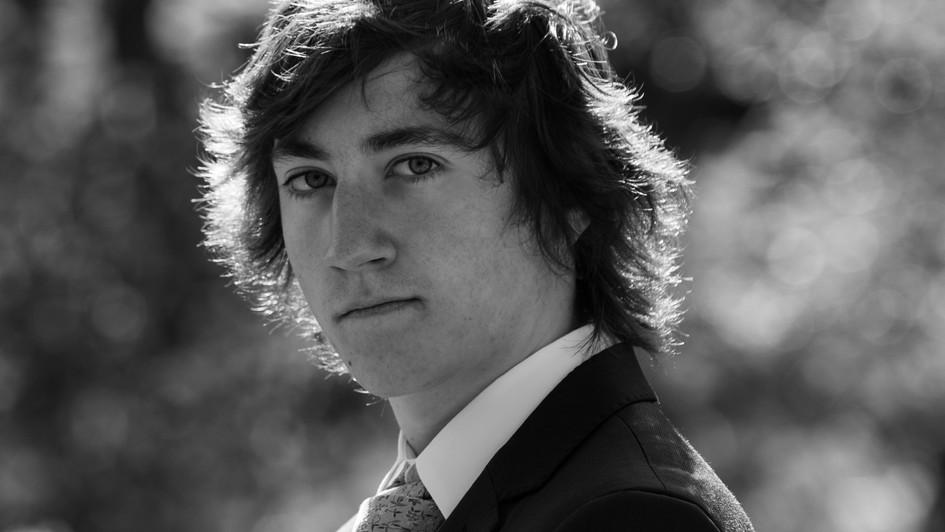 Portrait Daniel - B_W