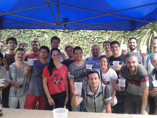 Taller Inicial de Cerveza | 6 de Mayo de 2017