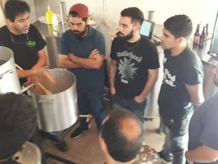 Taller Inicial de Cerveza y Análisis Sensorial | 12 y 19 de Enero del 2019
