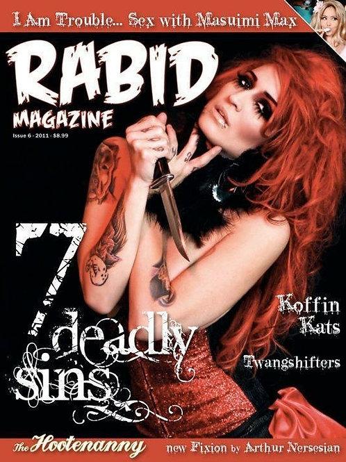 Rabid #6