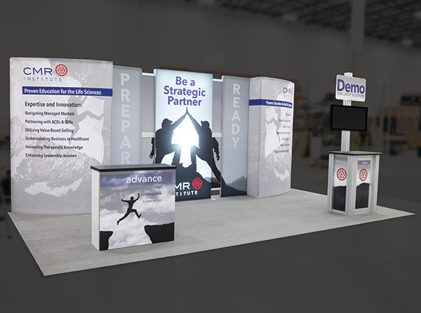 715237-Exhibit trade show display