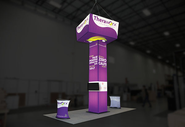 607800-Exhibit trade show display