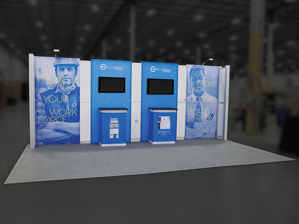 711825-Exhibit trade show display