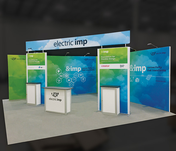 714878-Exhibit trade show display