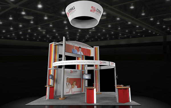 57291R3-20x20-Exhibit tradeshow display