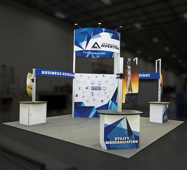 703913-Exhibit trade show display