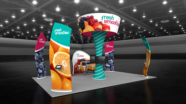102300V2-20x30-Exhibit trade show display