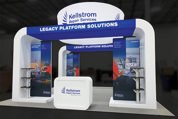 584340-Exhibit trade show display