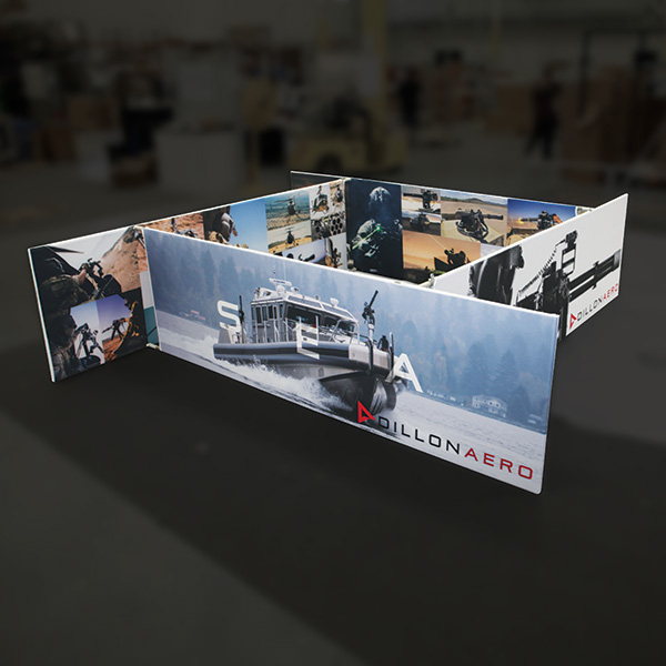 707693-Exhibit trade show display