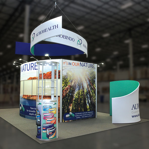 614238-Exhibit trade show display