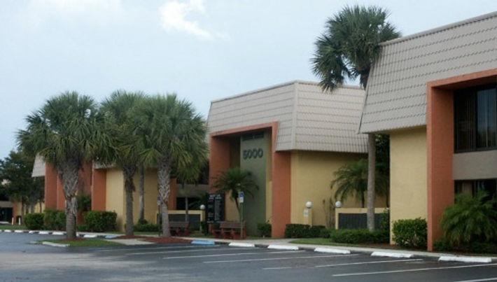 Office building at Sensory Therapeutics