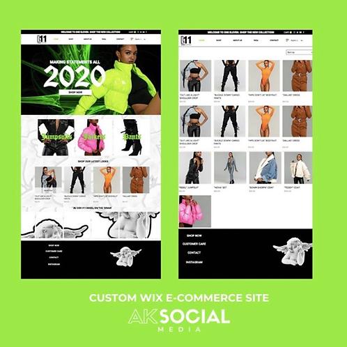 GO GETTER WEB DESIGN PACKAGE