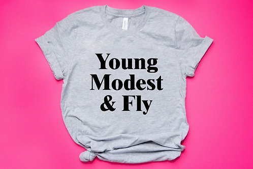 YOUNG MODEST & FLY